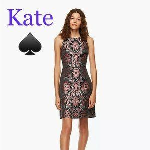NWT Women's Kate ♠️ Tapestry Jacquard Dress